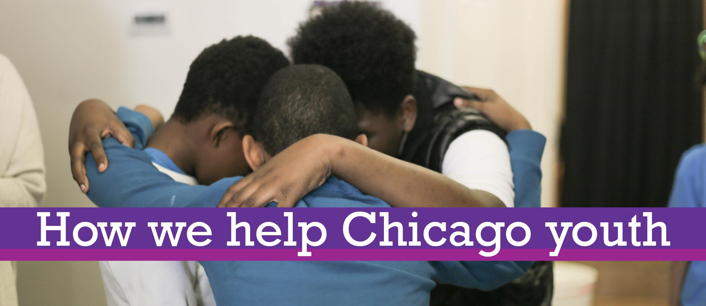 Kaleidoscope 4 Kids - Homepage Slider - Programs Services Children Youth Chicago