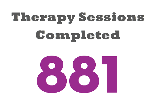 Kaleidoscope FY15 13 - Therapy Sessions